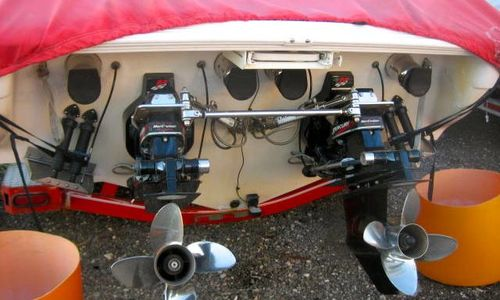 Image of Donzi ZX28 for sale in Greece for €37,000 (£32,786) Near Athens, Near Athens, Greece