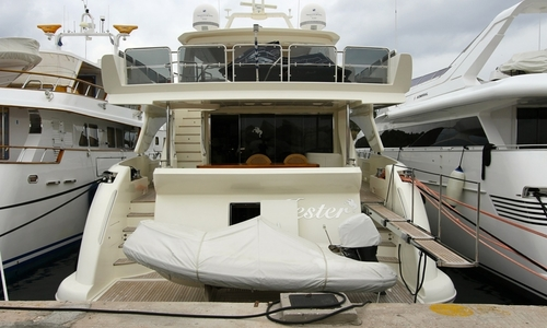 Image of Azimut 95 for sale in Greece for €2,950,000 (£2,633,341) Attica, Athens, Greece