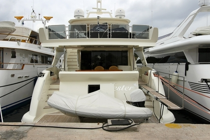 Azimut 95 for sale in Greece for €2,950,000 (£2,633,670)
