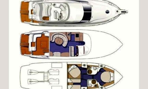 Image of Cranchi Atlantique 48 for sale in Greece for €230,000 (£202,954) Attica, Athens, Greece