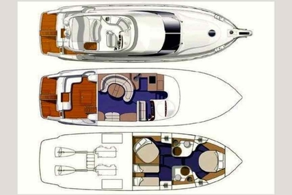 Cranchi Atlantique 48 for sale in Greece for €230,000 (£204,610)