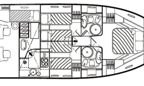 Image of Ferretti 480 for sale in Greece for €295,000 (£262,435) , , Greece
