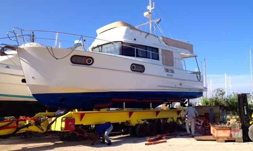 Image of Beneteau Swift Trawler 44 for sale in Greece for €365,000 (£324,517) Attica, Athens, Greece