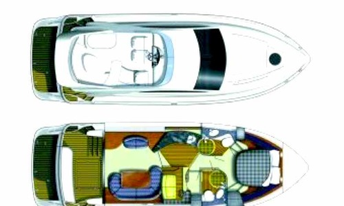 Image of Fairline Phantom 40 for sale in Greece for €235,000 (£209,775) Attica, Athens, Greece