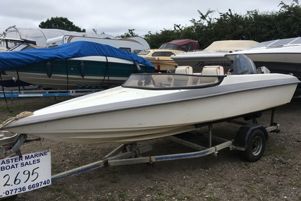 Shakespeare 14' Speedboat for sale in United Kingdom for £2,695