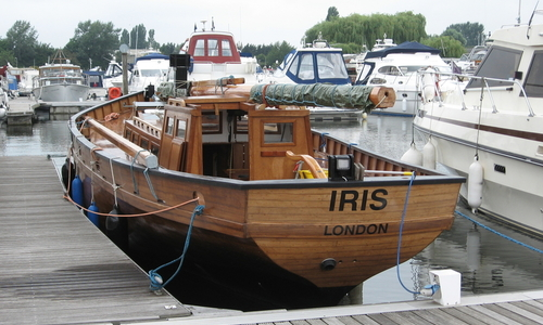 Image of Classic Sailing Boat Iris for sale in United Kingdom for £29,500 Acaster Malbis, United Kingdom