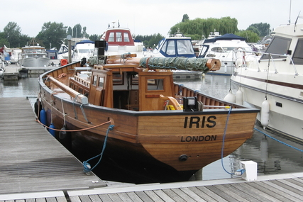Classic Sailing Boat Iris for sale in United Kingdom for £29,500
