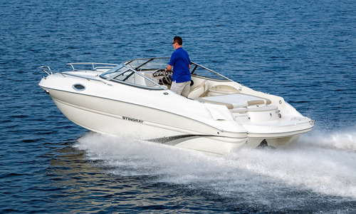 Image of Stingray 215 CR for sale in United Kingdom for £44,495 Poole, United Kingdom