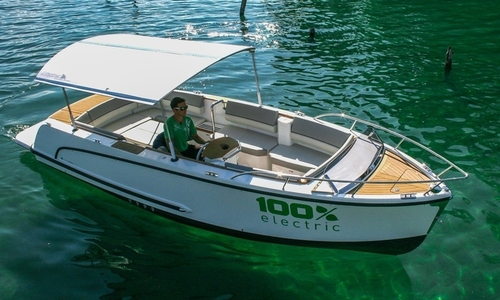 Image of Alfastreet Marine 23 Open ELECTRIC for sale in Slovenia for €47,984 (£42,807) Sezana, Slovenia