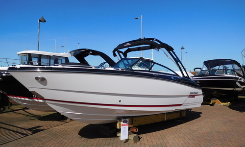 Image of Monterey 238SS - 2018 Model for sale in United Kingdom for £76,388 Poole, United Kingdom