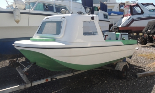 Image of Dory 16 for sale in United Kingdom for £3,000 Rochester, United Kingdom