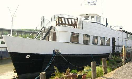 Image of Rhine Cruiser Thames Sovereign B&B for sale in United Kingdom for £400,000 Rochester, United Kingdom