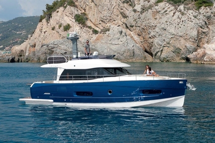 Azimut Magellano 43 for sale in Italy for €490,000 (£433,387)