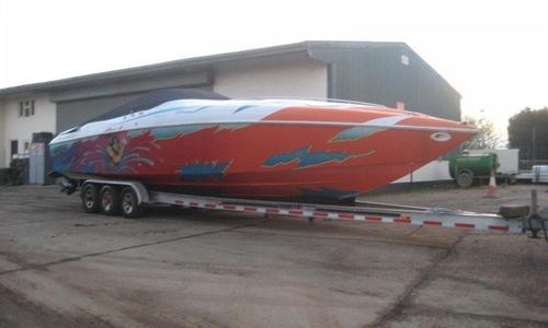 Image of Baja 38 Special performance DIESEL!! for sale in United Kingdom for €62,500 (£55,798) Eastern, United Kingdom