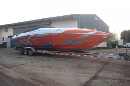 Baja 38 Special performance DIESEL!! for sale in United Kingdom for €62,500 (£55,798)