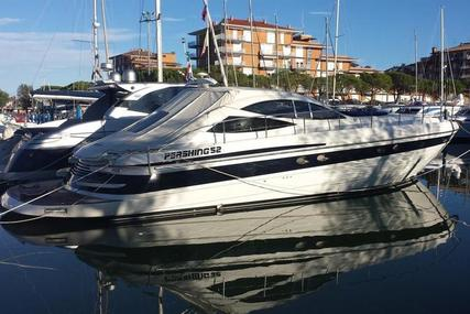 Pershing 52 for sale in Italy for €280,000 (£250,226)