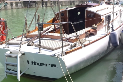 Cantiere Matassi 10.50 for sale in Italy for 28.000 € (24.500 £)