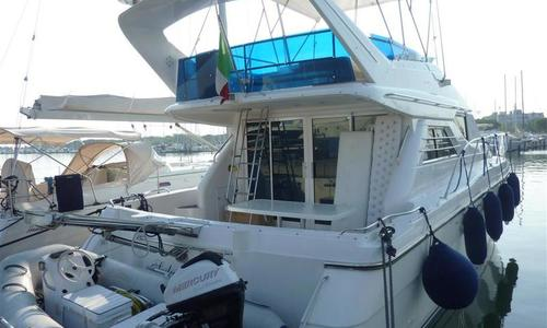 Image of Princess 470 for sale in Italy for €120,000 (£105,647) Aprilia Marittima, Italy