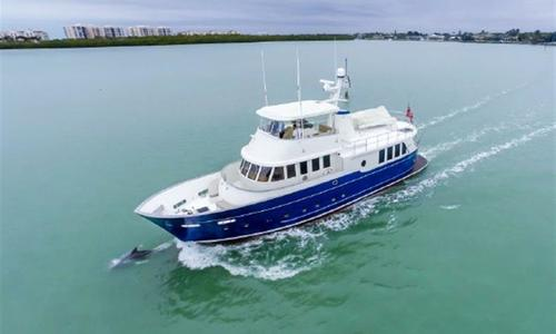 Image of Sea Spirit 60 for sale in United States of America for $1,180,000 (£843,743) Marco Island, United States of America