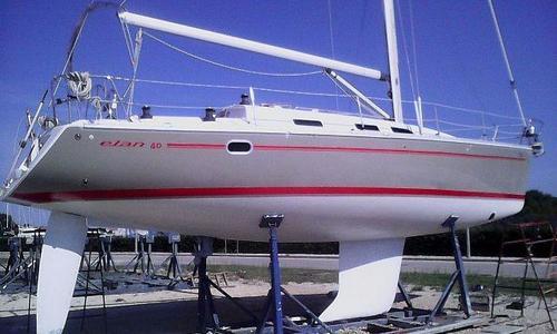 Image of Elan 40 for sale in  for €59,000 (£51,936) Zadar, Croatia,