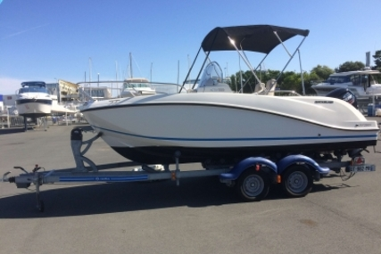 Quicksilver 555 ACTIV for sale in France for €17,900 (£15,794)