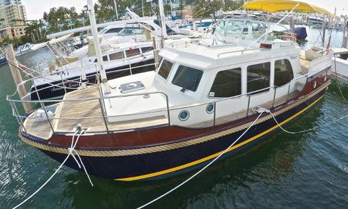 Image of Linssen Dutch Sturdy for sale in United States of America for $129,000 (£92,632) Miami Beach, FL, United States of America