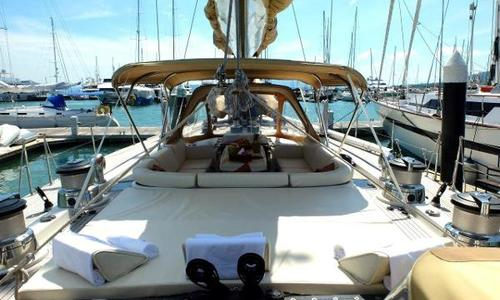 Image of Nautor Swan 86 for sale in Thailand for $1,100,000 (£832,261) Phuket, Thailand