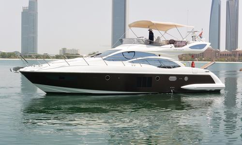 Image of Azimut 48 for sale in United Arab Emirates for $748,700 (£533,673) Abu Dhabi, , United Arab Emirates