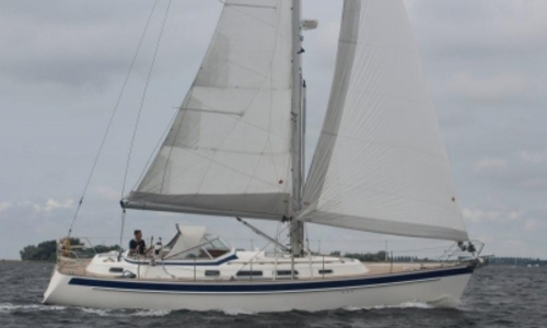 Image of Hallberg-Rassy 40 for sale in Netherlands for €234,500 (£205,108) THE , Netherlands