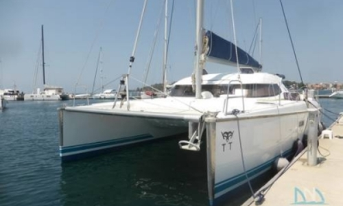 Image of Nautitech 40 for sale in United Kingdom for €170,000 (£147,815) LEFKAS, United Kingdom