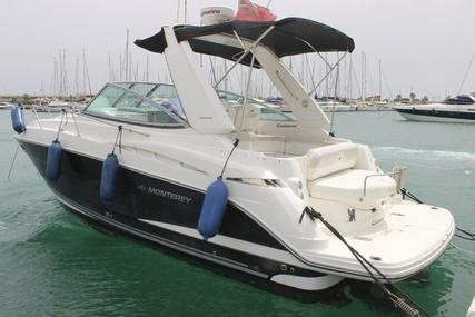 Monterey 315 SC for sale in Spain for €94,995 (£84,746)