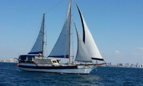 Image of Turkish Shipyards Ketch Gulet for sale in United States of America for $119,000 (£93,319) HERZELIYA, United States of America