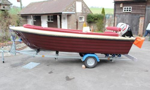 Image of Darmarine 450 for sale in United Kingdom for £6,995 Shepperton, United Kingdom