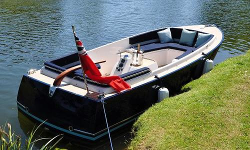 Image of English Harbour 16 Slipper Launch - Electric for sale in United Kingdom for £39,565 Shepperton, United Kingdom