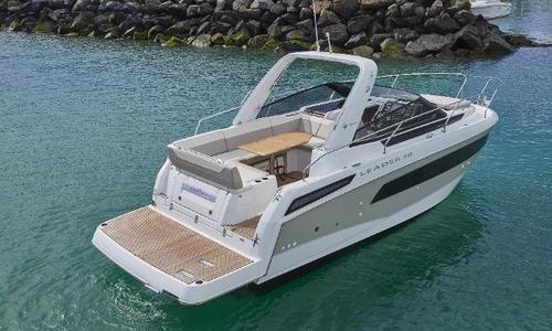 Image of Jeanneau Leader 30 for sale in United Kingdom for £159,950 Lincoln, United Kingdom