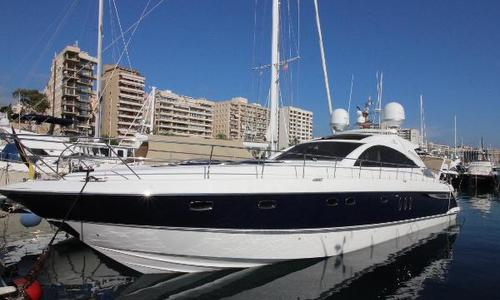 Image of Fairline Targa 62 GT for sale in Spain for €383,880 (£340,159) Mallorca, Spain