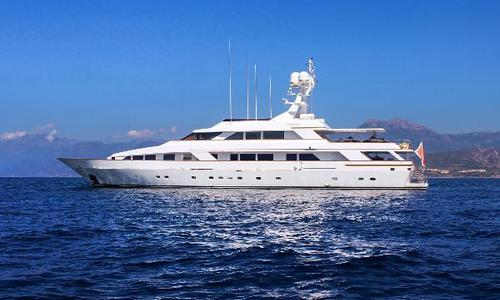Image of Benetti 46 Metre for sale in Italy for €4,995,000 (£4,500,487) Genoa, Italy