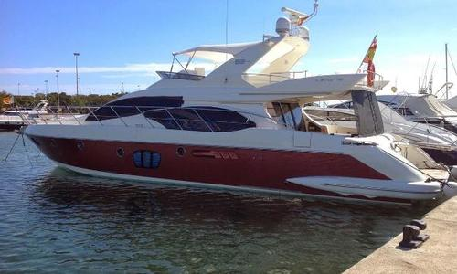 Image of Azimut 62E for sale in Spain for €795,000 (£709,783) Denia, Spain