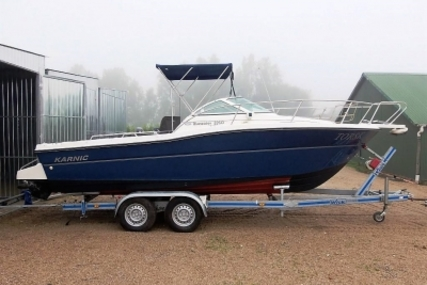 Karnic 2260 BLUEWATER for sale in Germany for €26,999 (£24,086)