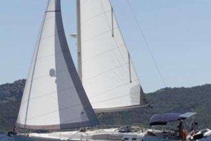 Beneteau Oceanis 50 for sale in France for €165,000 (£147,130)