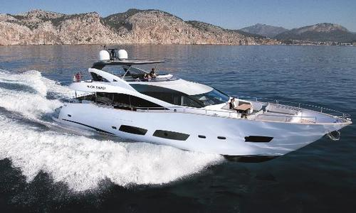 Image of SUNSEEKER 28 Metre Yacht for sale in France for £3,250,000 Saint Florent, France