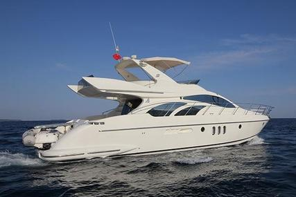 Azimut 55 for sale in France for €300,000 (£264,700)