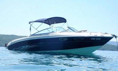 Image of Sea Ray 240 Sun Sport for sale in Greece for €36,000 (£32,220) Greece