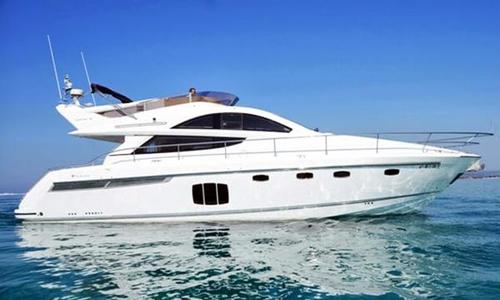 Image of Fairline Phantom 48 for sale in Malta for €535,000 (£477,610) Malta