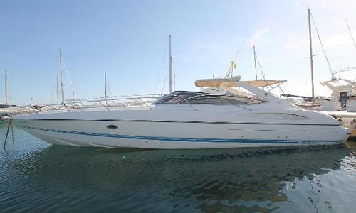 Image of Sunseeker Superhawk 48 for sale in Spain for €89,000 (£78,355) Ibiza, Spain