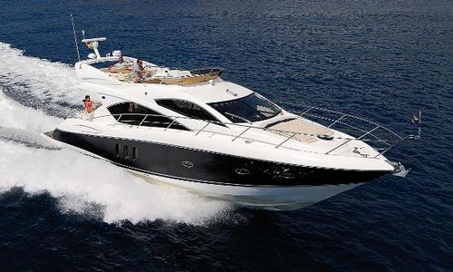 Image of SUNSEEKER Manhattan 52 for sale in Greece for €445,000 (£394,318) Greece