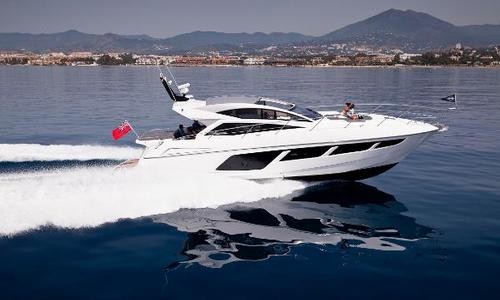 Image of Sunseeker Predator 57 for sale in Spain for £865,000 Ibiza, Spain