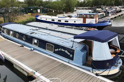 Metrofloat Richmond 60' x 11' Widebeam for sale in United Kingdom for £99,500
