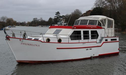 Image of Senator 40 for sale in United Kingdom for £49,950 Walton-on-Thames, Surrey, , United Kingdom