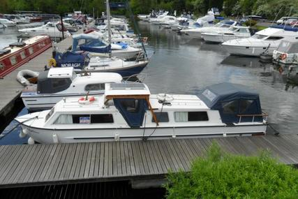 Creighton 32ft Narrow Beam Cruiser for sale in United Kingdom for £12,500
